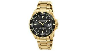 【送料無料】腕時計 メンズプロダイブウォッチstuhrling mens professional dive watch