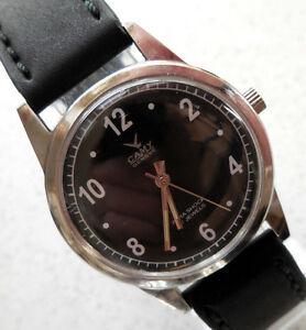 【送料無料】腕時計 オーダブレスレットヌフancienne montre mecanique camy mixte 17rubis tfonctionnelle,bracelet neuf,1980