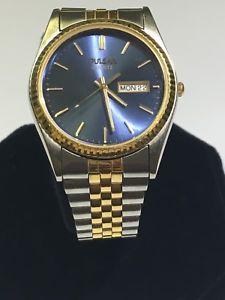 【送料無料】腕時計 メンズトーンパルサーウォッチmens two tone pulsar watch