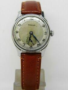 【送料無料】腕時計 ブレスレットビンテージmontre bracelet regula annes 50 vintage