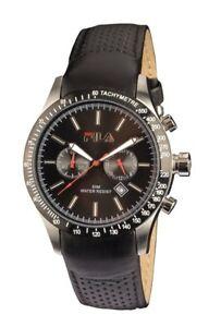 【送料無料】腕時計 フィラメンズクロノグラフfila herrenchronograph discoverer fa0887