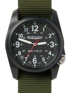 【送料無料】腕時計 メンズアナログクォーツアナログbertucci mens 11016 analog display analog quartz green watch