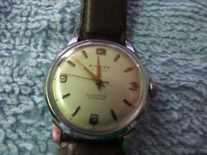 【送料無料】腕時計 ヴィンテージスイスfor ******* vintage giroxa swiss make *******wrist watch nice clean watch
