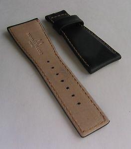 【送料無料】腕時計 ペレストラップウォッチmontres de luxe cinturino watch strap in pelle per orologio mm27 introvabile