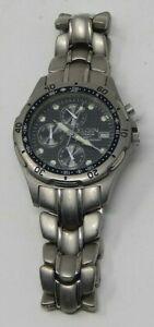 【送料無料】腕時計 ビンテージメンズエルジンチタンフィートウォッチvintage mens elgin titanium 165 ft fm121 wristwatch watch r20473
