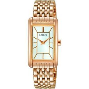 【送料無料】腕時計 ローズゴールドトーンケースクォーツスチールブレスレットlorus womens rose goldtone steel bracelet amp; case quartz watch rrw06fx9