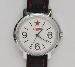 【送料無料】腕時計 ビンテージメッカマニュアルニコbpemr, bpema cccp orologio russo vintage meccanico a carica manuale,