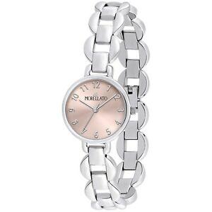 【送料無料】腕時計 ドナウォッチピンクorologio donna morellato bolle r0153156503 watch rosa numeri nuovo braccialato