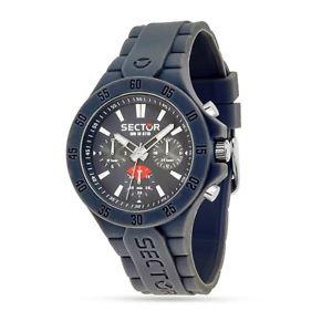 【送料無料】腕時計 セクターデュアルタイムorologio uomo sector steeltouch,r3251586004,grigio,multifunzione,dual time