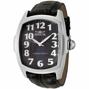 【送料無料】腕時計 レザーウォッチinvicta lupah 0399 leather watch