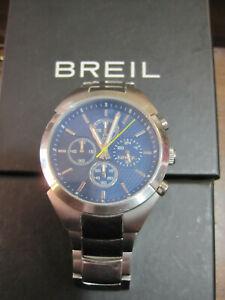 【送料無料】腕時計 ウォッチクロノゲントステンレスボックスオンbreil watch tw 1471 chrono gent 42 mm stainless steel with box