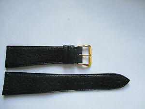 【送料無料】腕時計 ブレスレットノワールダブルbracelet montre en veau noir graine double veau  t22 cfournet