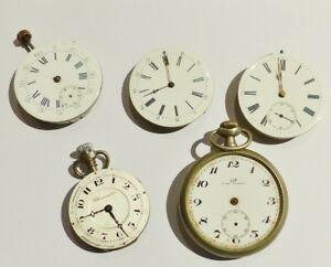 【送料無料】腕時計 ドノートルダムデュlot de mouvement de montre gousset