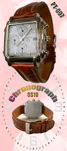 【送料無料】腕時計 グラフィカルpt097 orologio uomo cronografo
