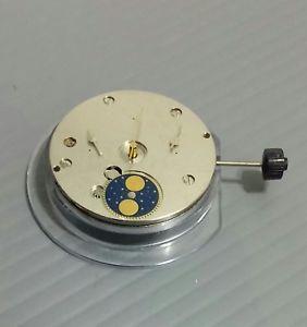【送料無料】腕時計 ムーンフェイズクォーツfe 11500 dd moon phases quartz,7 rubis