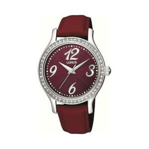 【送料無料】腕時計 orologio lorus donna rg223gx9 al quarzo analogico solo tempo acciaio acciaio