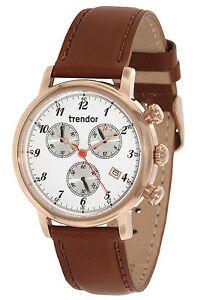 【送料無料】腕時計 レディースクロノグラフクロノtrendor doreen damen chronograph chrono 759107