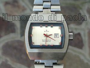 【送料無料】腕時計 ダサバビンテージウォッチorologio da polso saba 10 atm 685 automatico vintage watch donna uomo