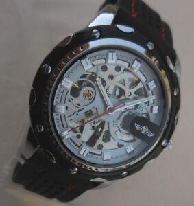 【送料無料】腕時計 オリジナルビジョンautomatique squelette slz a531 montre design bombe originale a vision ar,tbe
