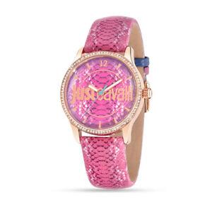 【送料無料】腕時計 キャバリタイムjust cavalli time r7251601501