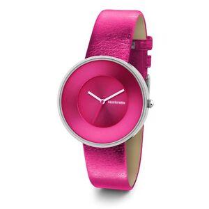 【送料無料】腕時計 メタリックピンクレザーピンステンレススチールlambretta uhr cielo metallic pink 2103pin edelstahl leder neu ovp