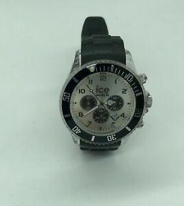 【送料無料】腕時計 ice watch chrono noir