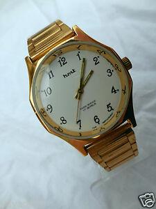 【送料無料】腕時計 ancienne hmt octogonale feminine mecanique de 17 rubis des annees 1970