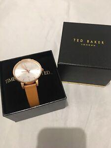 【送料無料】腕時計 テッドベーカーローズゴールドウオッチ ted baker womens rose gold watch 10030738