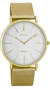 【送料無料】腕時計 ビンテージレディースホワイトゴールド