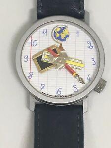 【送料無料】腕時計 ウォッチフランステーマakteo watch, france school theme