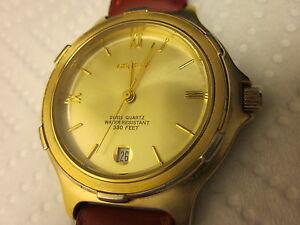 【送料無料】腕時計 ヴィンテージクオーツジュネーブウォッチスイスムーブメントプリvintage quartz geneve watch,swiss made,movement 1198battery operated pre owne