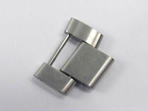 【送料無料】腕時計 ステンレススチールブレスレットストラップワイドリンクbreitling avenger stainless steel wrist watch bracelet strap link 20mm