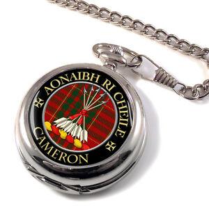 【送料無料】腕時計 キャメロンスコットランドポケットウォッチ