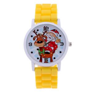【送料無料】腕時計 ファッションクリスマスゼリークリスマスブレスレットサンウォッチfashion christmas children watches jelly christmas bracelet quartz watch san