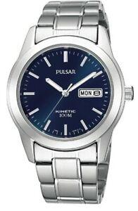 【送料無料】腕時計 パルサーパワーウォッチpulsar gents kinetic powered watch pd2025x1