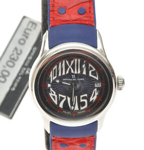 【送料無料】腕時計 テンポサファリicina del tempo, orologio donna safari revolution ot102602bwsbr rosso c101