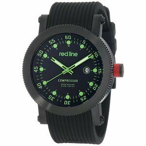 【送料無料】腕時計 レッドラインred line 18001bb01gn