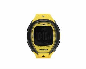 【送料無料】腕時計 スタイリッシュtimex ironman sleek 150 watch yellow