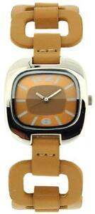 【送料無料】腕時計 コレクションアナログタンファンシーストラップカジュアルウォッチthe olivia collection analogue girls tan pu fancy strap casual watch e894