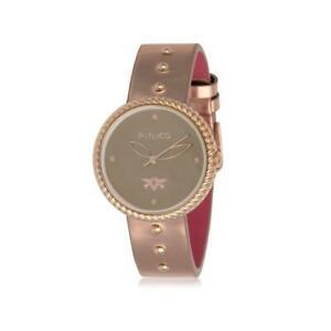 【送料無料】腕時計 orologio donna pinko guaiava pk2950l03 pelle bronzo ros grigio