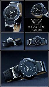 【送料無料】腕時計 carusodamen cavadini designer uhr was besonderes keramiklnette sehr schne