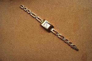 【送料無料】腕時計 レディースゴールドトーンブレスレットladies gold tone next bracelet watch