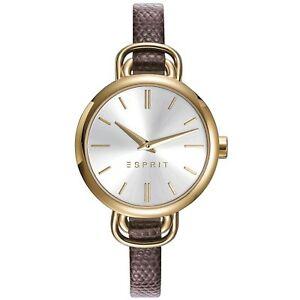【送料無料】腕時計 レディースゴールドesprit uhr damen gold