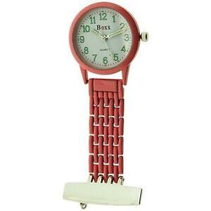 今季一番 【送料無料】腕時計 nurses アナログピンクメタルホブウォッチboxx metal ladies gents analogue fob pink metal professional nurses fob watch boxx361, アウトレットショップ大蔵屋:f00629cc --- holger-marschall.info