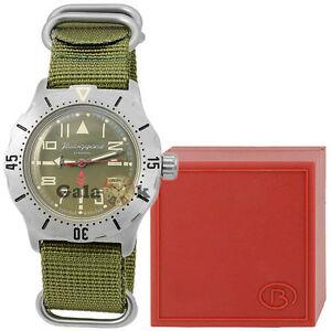 【送料無料】腕時計 ボストークボストークvostok wostok uhr komandirskie k35 militr 2415 350746