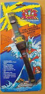 【送料無料】腕時計 ビンテージパワーウォッチキャプテンプラネットvintage water powered watch uhr captain planet 1990 sealed ovp