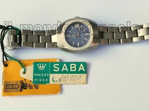 【送料無料】腕時計 orologio da polso saba 363291 automatico vintage watch donna collection _