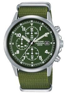 【送料無料】腕時計 パルサーフォームpulsar gents military watch pm3127x1 formally pjn301x1 exclusive