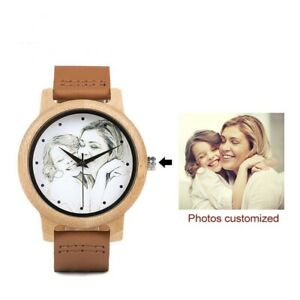 100%の保証 【送料無料】腕時計 women パーソナライズカスタマイズpersonalised picture wrist watch birthday birthday anniversary watch customise gift men women, 邇摩郡:b66dca5d --- holger-marschall.info