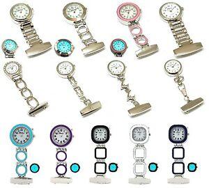 【送料無料】腕時計 コレクションフォブシルバーピンクレディースライトウォッチthe olivia collection nurses fob watch silver pink ladies light gift